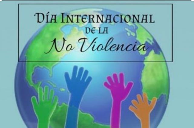 Día Internacional de la NO VIOLENCIA