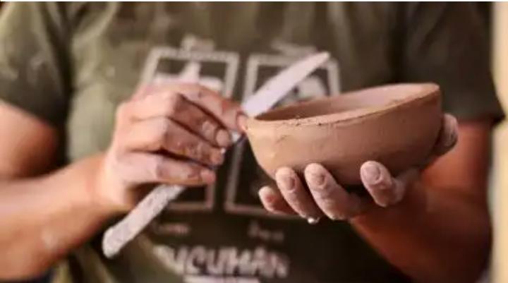 El Manta, una ayuda económica para artesanos