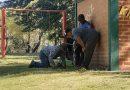 Mantenimiento en el Camping Municipal