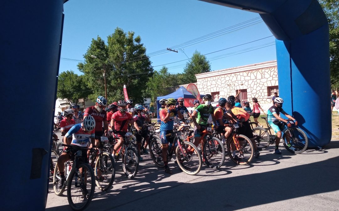 El Rally Aniversario de Las Lajas fue un éxito en Neuquén