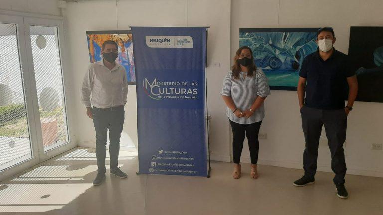 Cultura Las Lajas articula Acciones en conjunto con El ministerio de las Culturas de Neuquén