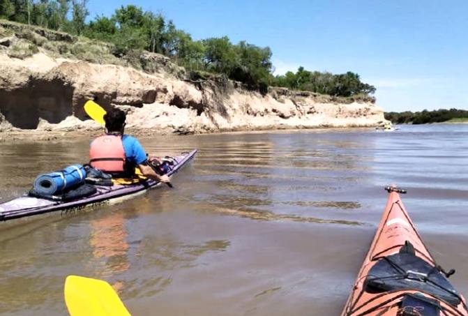 Paseo Ambiental- Kayak